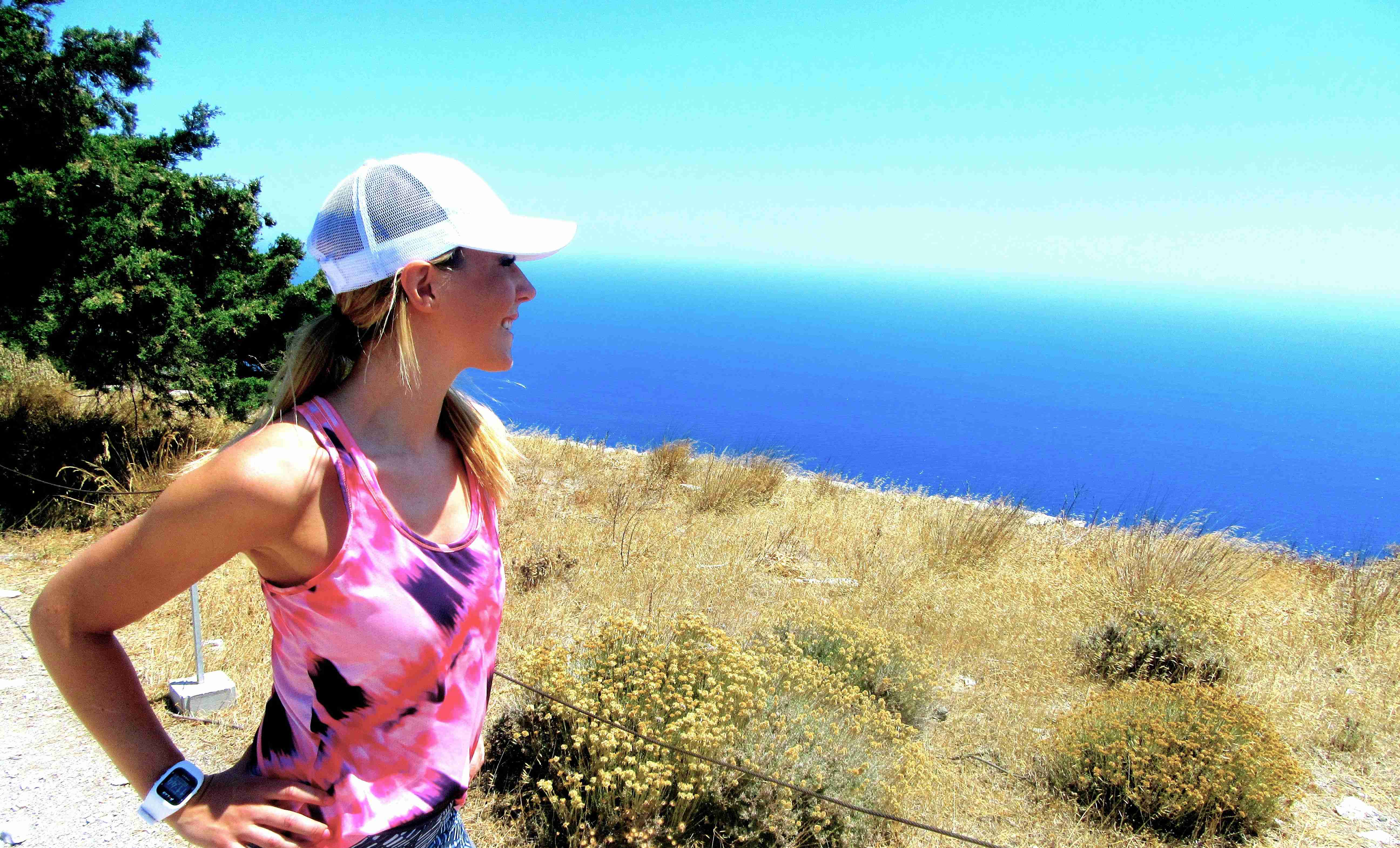 Hiking for fitness